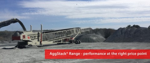 AggStack Range - GLOBAL LAUNCH